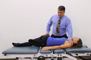 Dr Shahin Pourgol teaching osteopathy %284%29