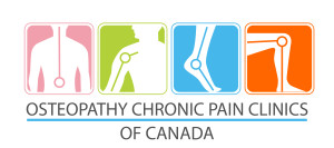 Osteopathy Chronic Pain Clinics of Canada logo - Sept 27 2017