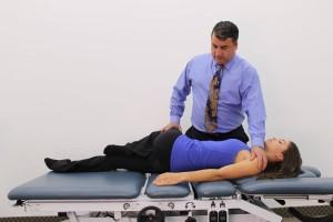 Dr Shahin Pourgol teaching osteopathy %284%29